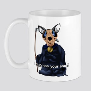 LOLDeathCat - Can Has Mug