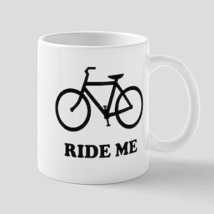 Bike ride me Mugs