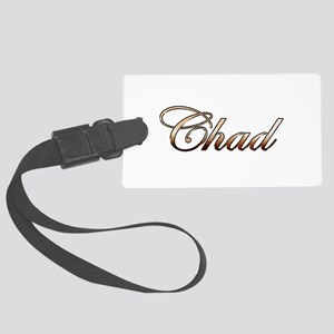 Chad Large Luggage Tag
