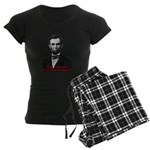 Abraham Lincoln's American Pride Pajamas