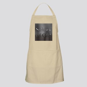 Soldier Of God Apron