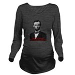 Abraham Lincoln's American Pride Long Sleeve Mater