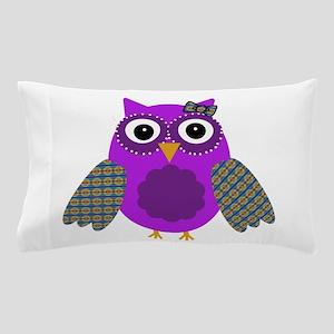 Adorable Owl Pillow Case