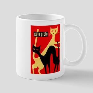 Gatos, Cats, Vintage Poster Mugs