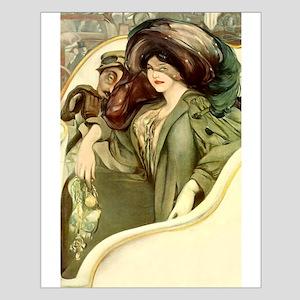 Elegant Woman Posters