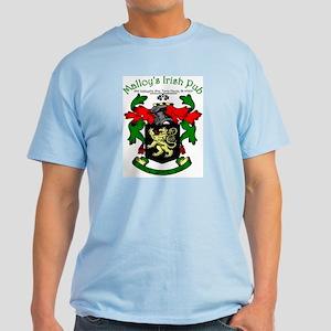 RedGreenGoldCrest T-Shirt