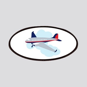 Flying Airplane Patches
