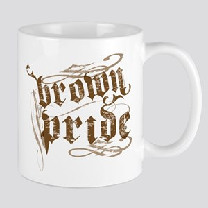 Brown Pride Mug