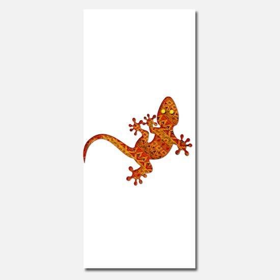Gordon Gekko Aztec Lizard Invitations