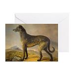 Scottish Deerhound Cards 10PK