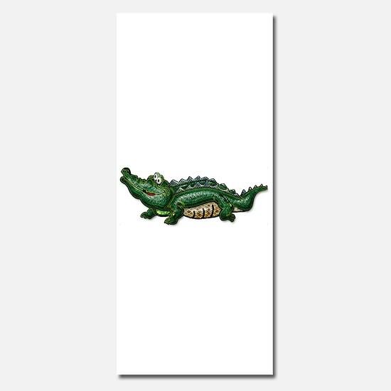 Gang Green Gator Invitations