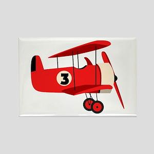 Vintage Airplane Magnets