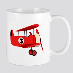 Vintage Airplane Mugs