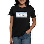 Montana NDN Pride Women's Dark T-Shirt