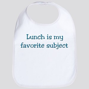 Funny gifts for teachers Bib