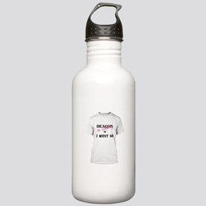 Deacon is calling I mu Stainless Water Bottle 1.0L