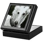 New Silken Portrait Keepsake Box