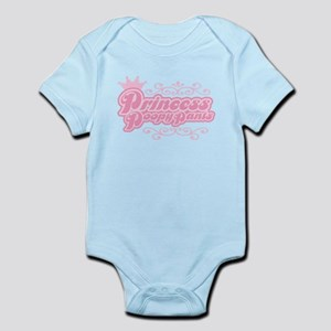 Princess PoopyPants Infant Bodysuit