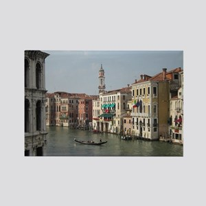Romance in Venice Rectangle Magnet