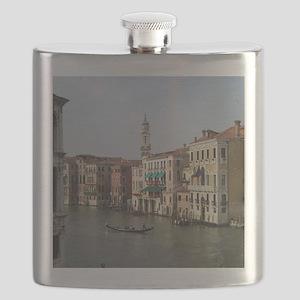 Romance in Venice Flask