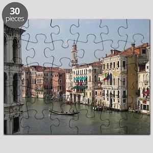 Romance in Venice Puzzle