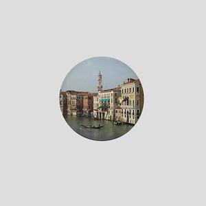 Romance in Venice Mini Button