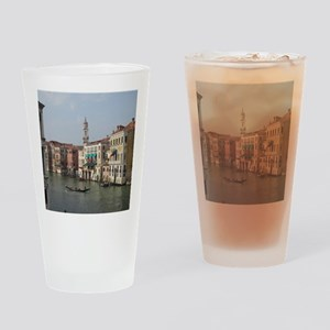 Romance in Venice Drinking Glass