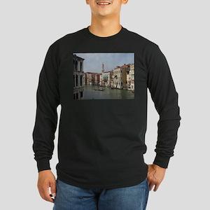 Romance in Venice Long Sleeve T-Shirt