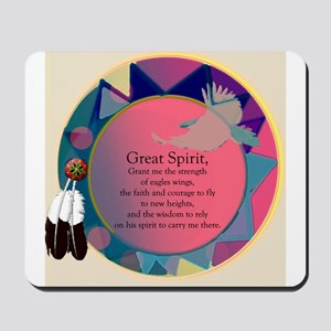 New Spirit Mousepad