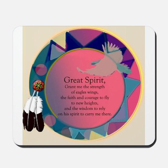 New Spirit Mousepad