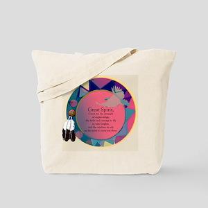 New Spirit Tote Bag