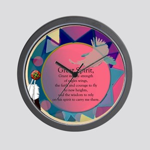 New Spirit Wall Clock