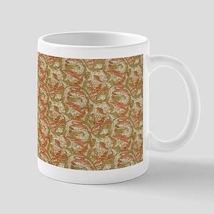 William Morris Acanthus Mug