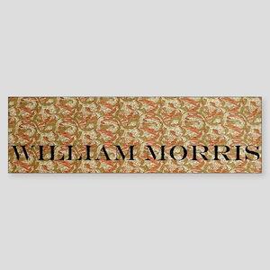 William Morris Acanthus Sticker (Bumper)
