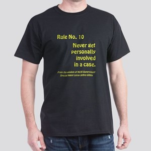 RULE NO. 10 Dark T-Shirt