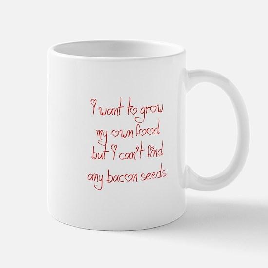bacon-seeds-jel-red Mugs