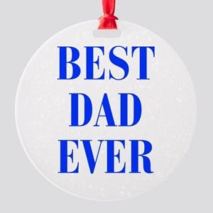 best-dad-ever-BOD-BLUE Ornament