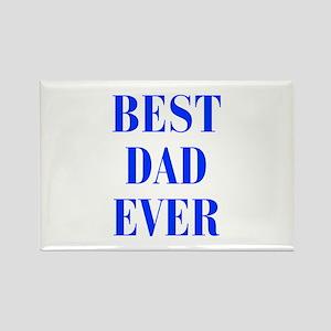 best-dad-ever-BOD-BLUE Magnets