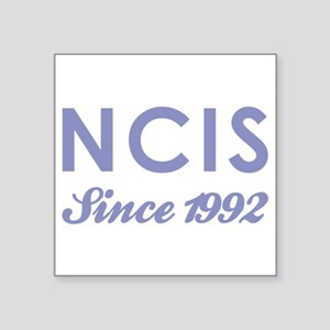 NCIS SINCE 1992 Sticker