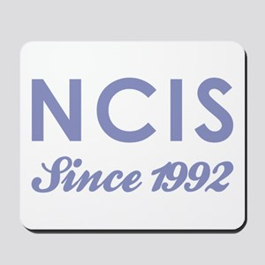 NCIS SINCE 1992 Mousepad