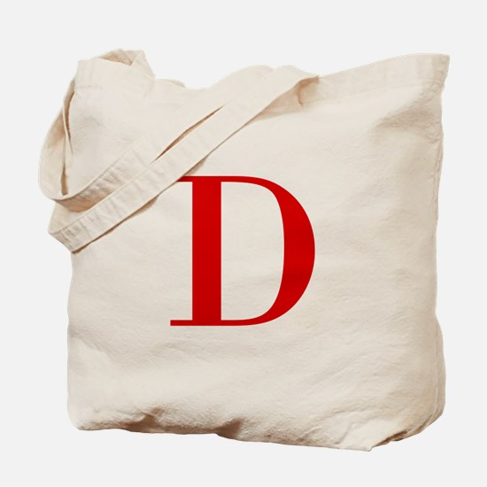 D-BOD-RED Tote Bag