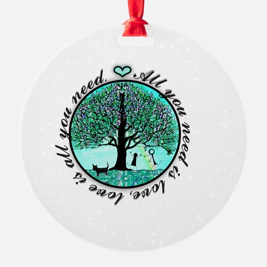 Unique Tree life Ornament