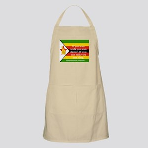If You Can Walk Light Apron