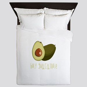 Holy Guacamole Queen Duvet