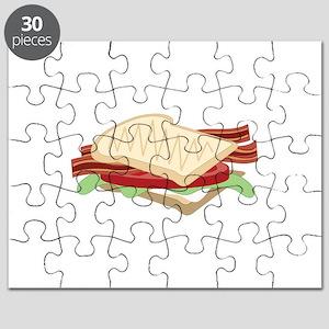 BLT Sandwich Puzzle
