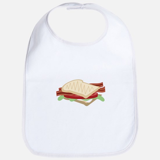 BLT Sandwich Bib