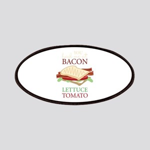 Bacon Lettuce Tomato Patches