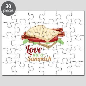 Sammich Love Puzzle
