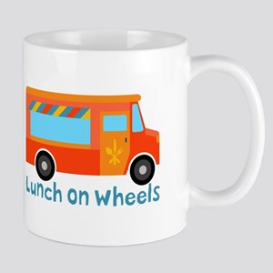 Lunch On Wheels Mugs