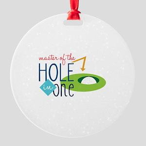 Golf Masater Ornament